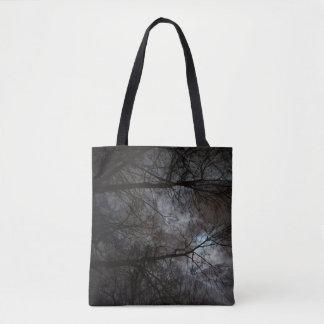 Tree-e Moon Tote Bag
