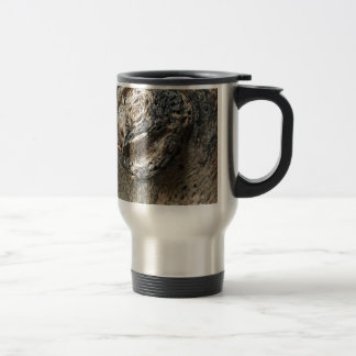 Tree Eyes Travel Mug