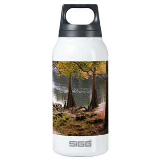 Tree Fall On Calm River 0.3 Litre Insulated SIGG Thermos Water Bottle