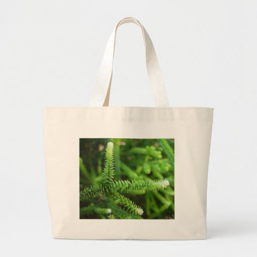 Tree Fingers Canvas Bag