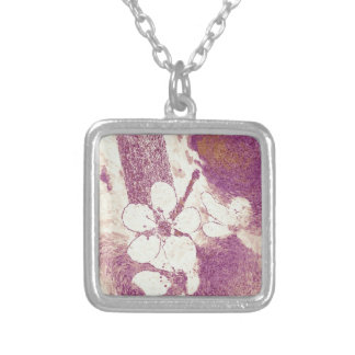 Tree Flowers Necklace