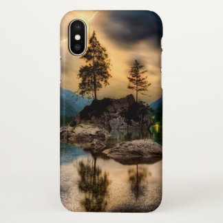 Tree Forest Photo Art iphone Case