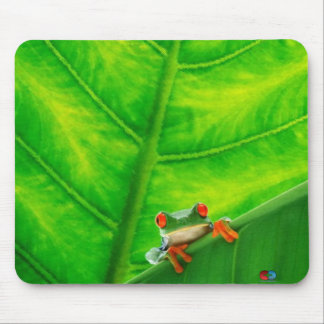 Tree Frog #1 Mouse Pad