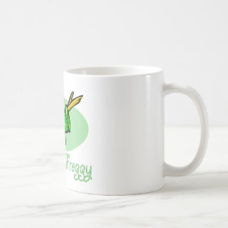 Tree Frog Design Coffee Mug