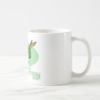 Tree Frog Design Coffee Mugs