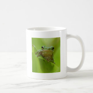 Tree Frog Green Customize jump Mugs