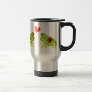 Tree Frog Love Mug