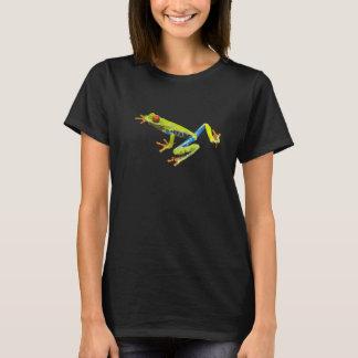Tree Frog Low Poly Art T-Shirt