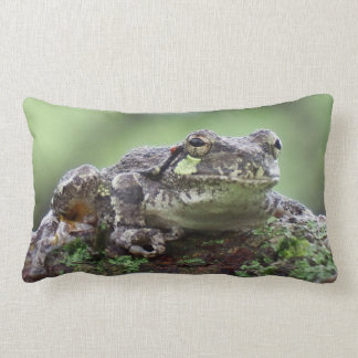 Tree Frog Lumbar Cushion