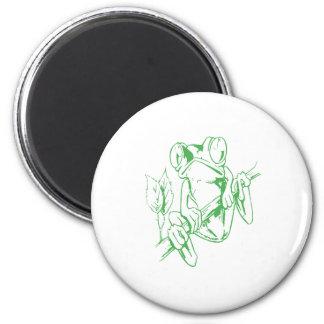 Tree Frog Fridge Magnet