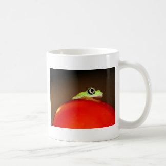 tree frog coffee mugs