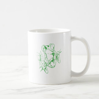 Tree Frog Mug