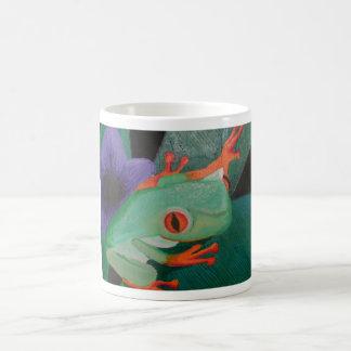 Tree frog mug #2