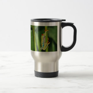 Tree Frog Photo Travel Mug