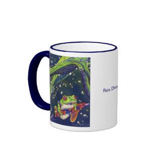 Tree Frog Ringer Mug