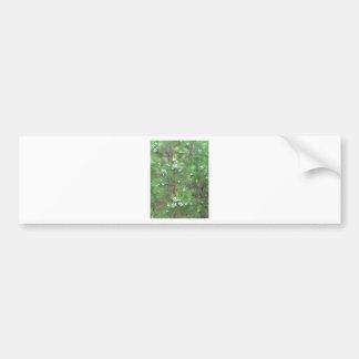 tree fruit bumper sticker