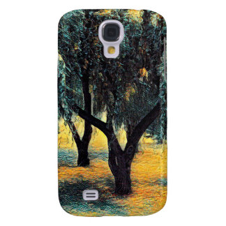 tree galaxy s4 cover