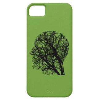 Tree head iPhone 5 cover