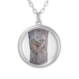Tree heart custom jewelry