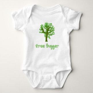 Tree Hugger Infant Creeper