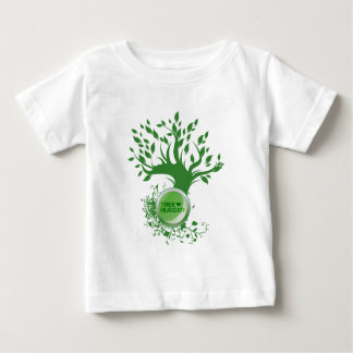 Tree Hugger Love Baby T-Shirt