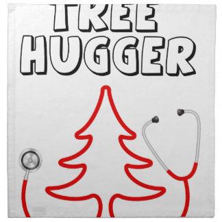 Tree Hugger Napkin