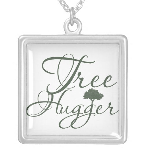 Tree Hugger Necklaces