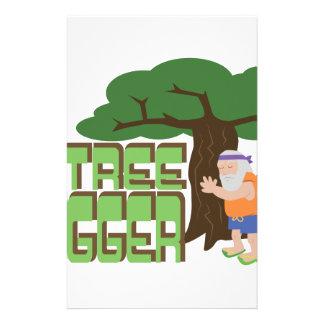 Tree Hugger Stationery