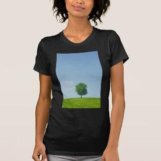 Tree in  a field 2 T-Shirt