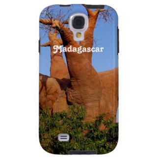 Tree in Madagascar Galaxy S4 Case