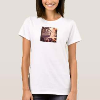 Tree in marsh T-Shirt