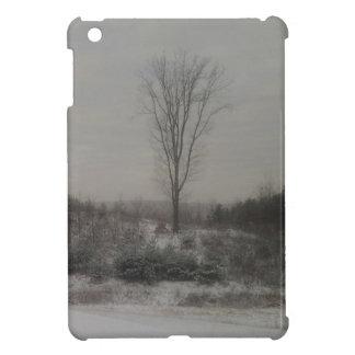 Tree in Winter iPad Mini Covers