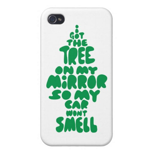 Tree Covers For iPhone 4