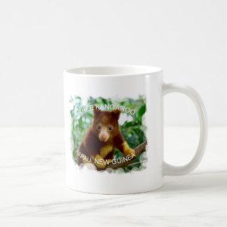 Tree kangaroo mugs
