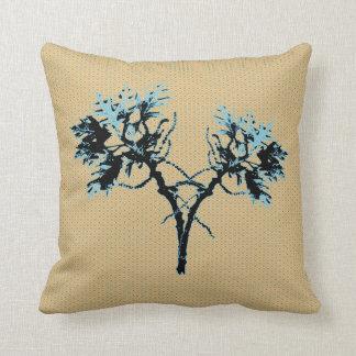 """Tree Life Dance"" American MoJo Pillow"