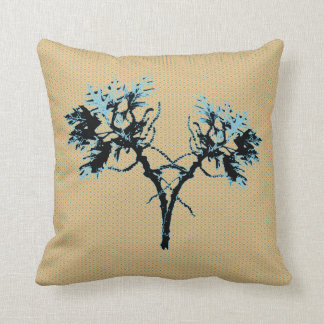 """Tree Life Dance"" American MoJo Pillow"