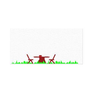 Tree-life  Tre(e)cycled Canvas Print