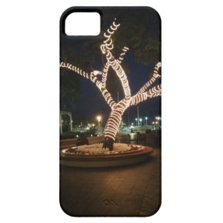 Tree light iPhone 5 cover