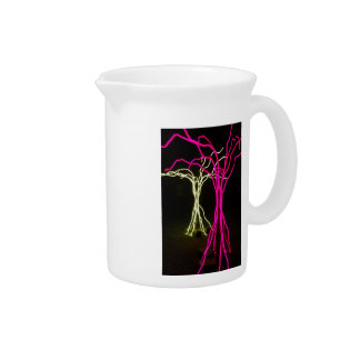 Tree Lights Pitcher