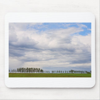 Tree Line Mouse Pad