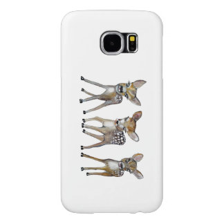 tree little deers samsung galaxy s6 cases
