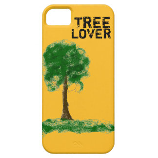 Tree Lover! Case For The iPhone 5