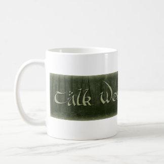 Tree Mug with Large Logo