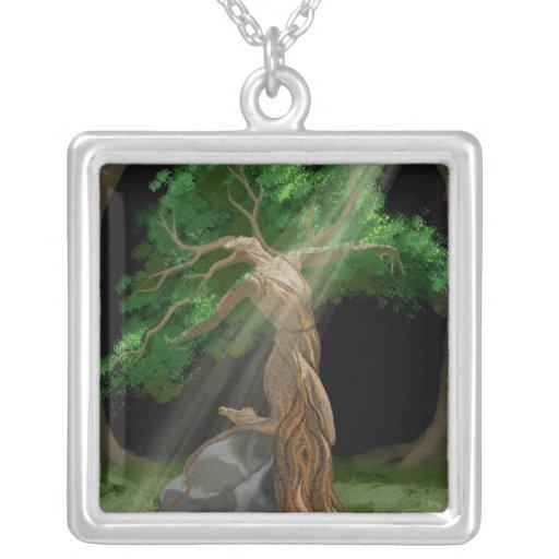 Tree Nymph Dancing Pendants