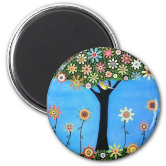 Tree of Beauty Magnet