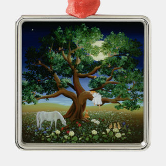Tree of Dreams 1994 Metal Ornament