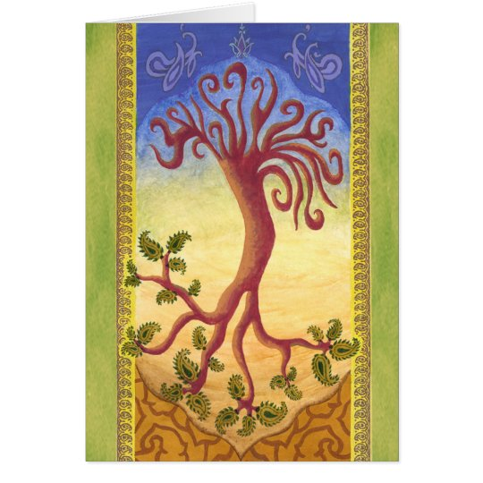 Tree of Eternity Card