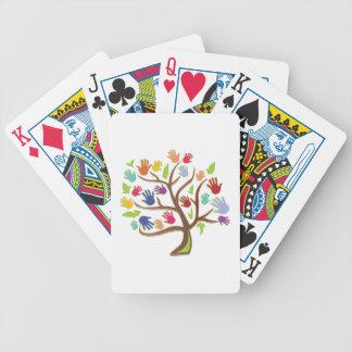Tree Of Hands Card Deck