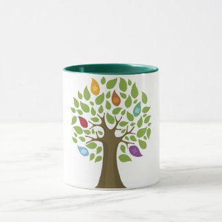 Tree of Life 2 Ceramic Mug