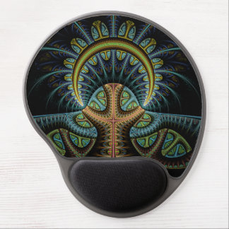 Tree of Life Abstract Gel Mouse Pad